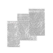 100 Luftpolsterbeutel mit selbstklebender Klappe Schutzbeutel Versandmaterial (0