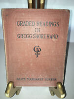 Teacher's Key to Graded Readings in Gregg Shorthand Anniversary Edition 1919