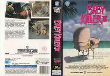 Baby Killer III (1987) VHS