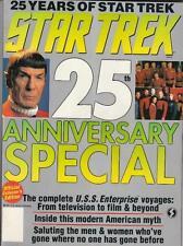 Movie Magazine - Star Trek 25th Anniv Special