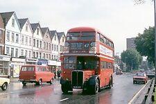 London Transport RT3750 Lewisham Aug 1978 Bus Photo