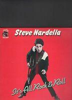 STEVE NARDELLA - it's all rock & roll LP