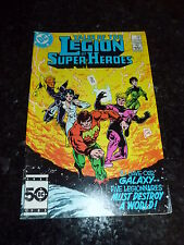 TALES OF The LEGION (SUPER HEROES) Comic - No 333 - Date 03/1986 - DC Comic