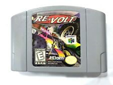 Re-Volt NINTENDO 64 N64 Game Cartridge Tested + Working & Authentic!