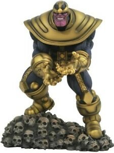 MARVEL GALLERY THANOS COMIC PVC FIGURE [New Toy] Figure, Collectible