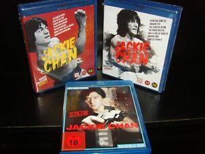 Jackie Chan 26 Blu ray Bundle Including Vintage Collection Volume 2 & 3