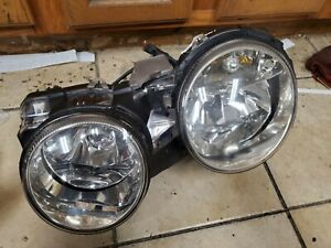 1999 2000 2001 2002 2003 2004 JAGUAR S-TYPE LEFT HEADLIGHT