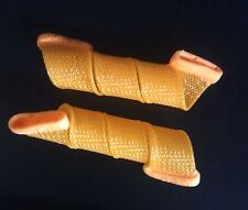 """*NEW* CurlFormers Spiral - 2 Replacement Curlers - Orange - Short Hair up to 8"""""""