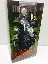 "- Hundsgefährlich III Hell on Earth Pinhead 12"" inch Action Figur Mezco 30cm"