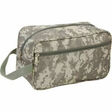 "Extreme Pak™ Digital Camo Water-Resistant 11"" Travel Toiletry , Shaving Bag"