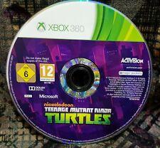 Spiele Microsoft XBOX 360 TEENAGE MUTANT NINJA TURTLES  Spiel