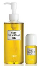 Dhc Deep Cleansing Oil, 6.7 fl. oz., includes travel size and samples