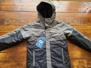White Sierra Casper Insulated Boy's Jacket Youth Medium