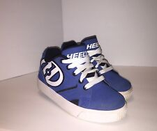 Heelys Royal Blue And White Youth Size 3 Sneaker Skates