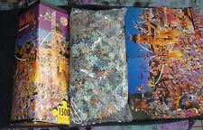 Puzzles & Geduldspiele HEYE Puzzle DreiEck-Packung 1500 Teile  HUGO PRADES Pamplona absolute Rarität