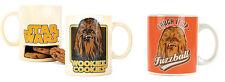 STAR WARS WOOKIEE TASSE - Chewbacca Chewie Kashyyyk Urlaub Han Solo Darth Vader