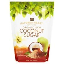 New Organic Raw Natural Coconut Sugar 1 Kg, Terrafertil- Nature's Heart