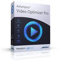 Ashampoo Video Optimizer Pro für Drohnen, Action Cams - Video Optimierung