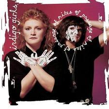 INDIGO GIRLS - Rites Of Passage (CD 1992) USA First Edition EXC
