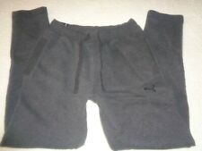 Mens - PUMA - Pants Sweatpants Jogger Gray M Medium SLIM - Cotton Fleece