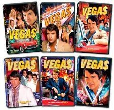 Vegas The Complete Series Dan Tanna DVD Set TV Show Season Urich Tony Lot Robert
