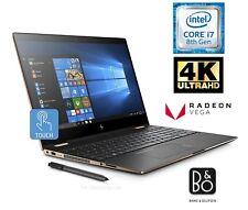 HP Spectre x360 15-ch005na 4K Touchscreen - i7-8705G 512GB SSD Radeon RX Vega M