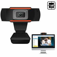 Usb2.0 Hd 720P Webcam Web Camera For Pc Laptop Video Microphone Autofocus Yt