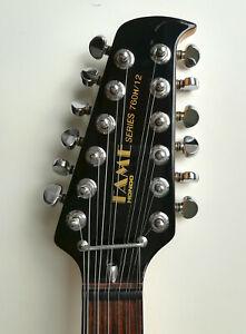 E Gitarre, gebraucht, Hondo Fame 760H/ 12, 12 String, Strat Form