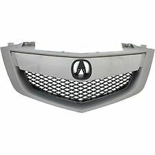 2010-2013 ACURA MDX Base Technology Front Bumper upper Grille NEW