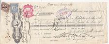 Tasmania 1900 Sight Note Stanley Swallow & Ariell Biscuits Ltd Scarce