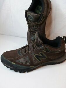 New Balance Mens Multi Sport Hiking Shoes Size 10.5  MO650DB Brown