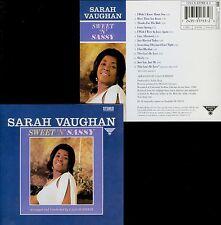 SARAH VAUGHAN  sweet 'n' sassy LALO SCHIFRIN / 24-bit REMASTER