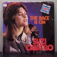 """(o) Suzi Quatro - The Race Is On (7"""" Single)"""