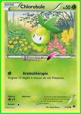 "Carte Pokemon "" CHLOROBULE "" Rupture Turbo PV 50 7/122 VF"