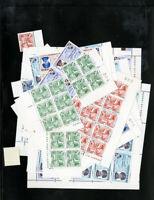 Herm Island Mint NH Stamp Lot