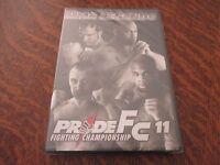 dvd MMA legends pride FC fighting championship 11
