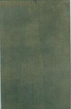 Merkur 311014 Mauerplatte Quader Mauerwerk, grau-rustikal, H0