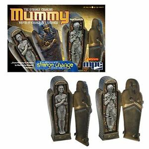 mpc  Strange Changing Mummy (Changes from mummy to monster when sarcophagus clos