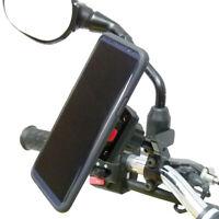 Tigra Mountcase 2 Avec M8/M10 Moto Miroir Support Pour Samsung Galaxy S9