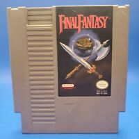 Final Fantasy Nintendo Entertainment System Cartridge  (NES, 1990) Tested