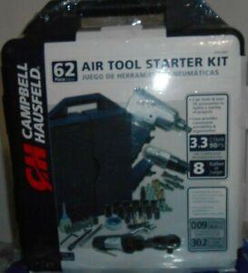 Campbell Hausfeld 62pc Air Tool Starter Kit model AT921099