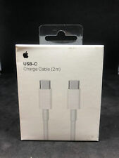 100% APPLE Original NEW SEALED  USB-C Charge Cable (2m/6ft) MLL82AM/A
