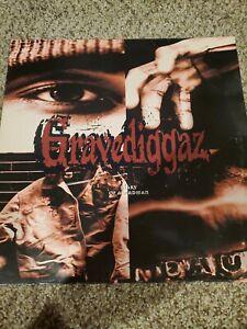 Gravediggaz Diary Of A Madman Vinyl Record Wax