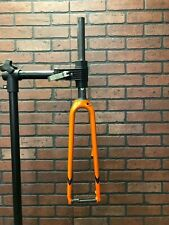 2017 - 2020 Cannondale SuperX Carbon Replacement Fork - Tangerine Orange