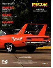 1970 PLYMOUTH HEMI SUPERBIRD ~ GREAT AUCTION AD