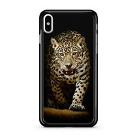 Viscous Saber Toothed Black Spotted Leopard Mighty Predator 2D Phone Case Cover