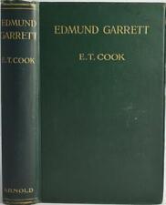 EDMUND GARRETT A MEMOIR 1909 South Africa Cecil Rhodes Paul Kruger Journalism