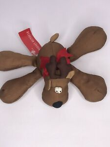 "VTG Hallmark Rodny Reindeer Nylon Plush 7"" NEW Tags Stuffed"