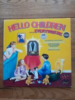 Various – Hello Children Everywhere EMI – EM 1307 2 × Vinyl, LP, Compilation