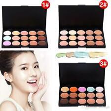 Mini Makeup Concealer Palette 15 Colors Professional Salon Contour Face Cream
